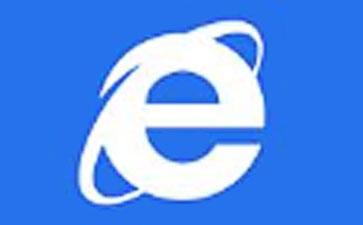IE10(Internet Explorer 10)段首LOGO
