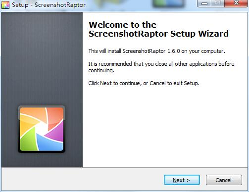 ScreenshotRaptor截图