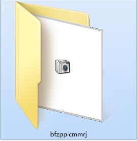 缤纷照片批量重命名软件截图