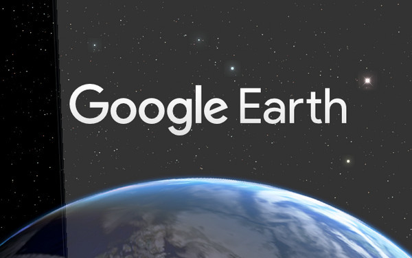 谷歌地球(Google Earth)段首LOGO