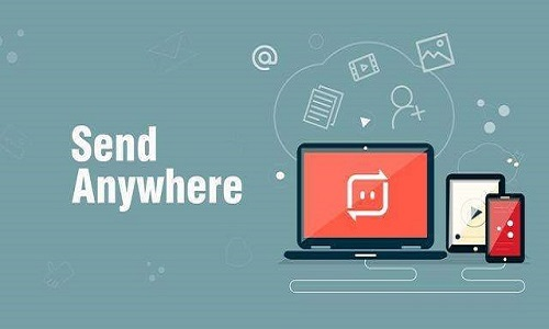 Send Anywhere截图