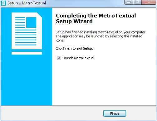 MetroTextual截图
