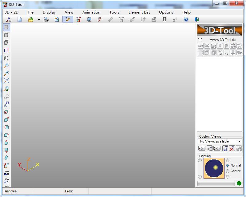 3D-Tool截图