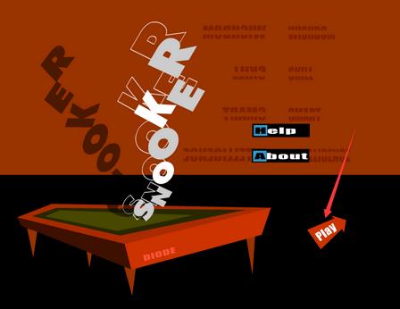 斯诺克台球游戏截图