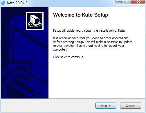 Kate截图
