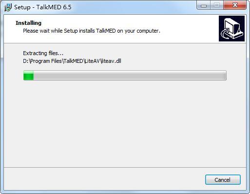 TalkMED截图