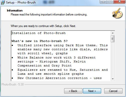 PhotoBrush截图