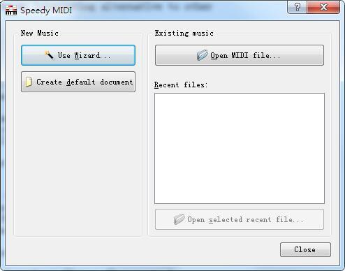 Speedy MIDI截图1