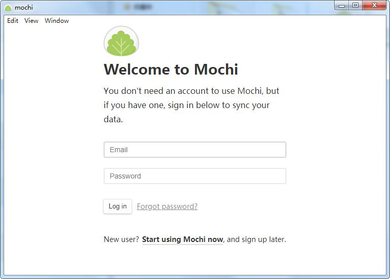 Mochi截图