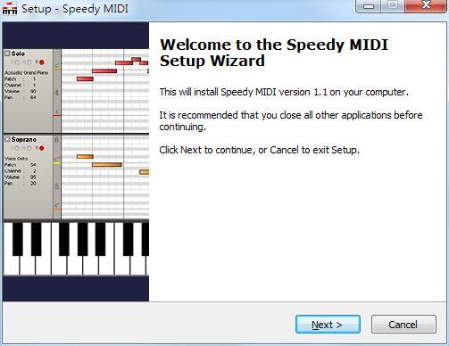 Speedy MIDI截图