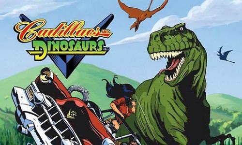 恐龍快打截圖