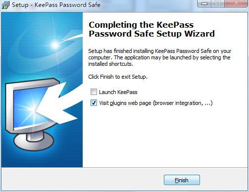 KeePass Classic Edition截图