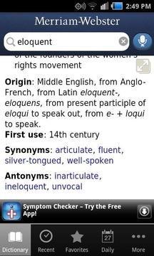 Dictionary截图4