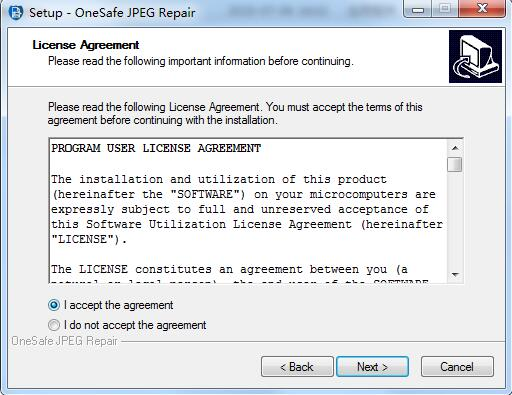 OneSafe JPEG Repair截圖