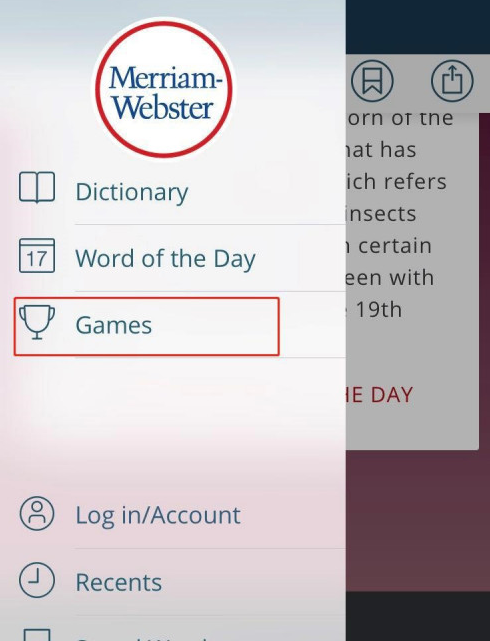 Dictionary截图