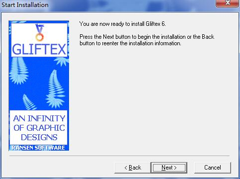 Gliftex截图