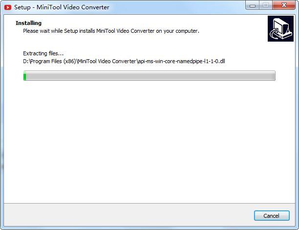MiniTool Video Converter截图