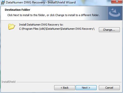 DataNumen DWG Recovery截图