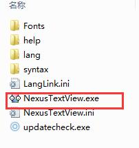 NexusTextView截图