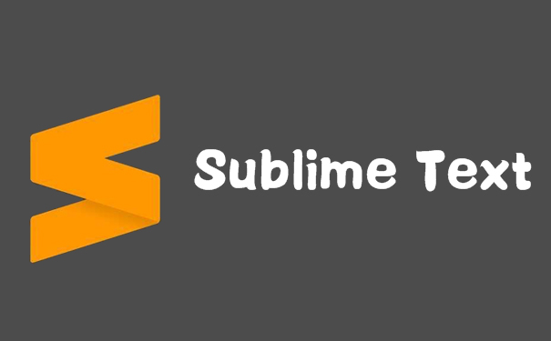 Sublime Text段首LOGO