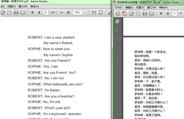 pdf翻译中文工具截图