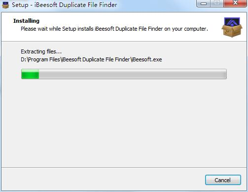 iBeesoft Duplicate File Finder截图