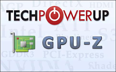 GPU-Z段首LOGO