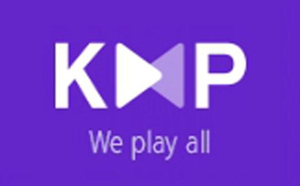 KMPlayer段首LOGO