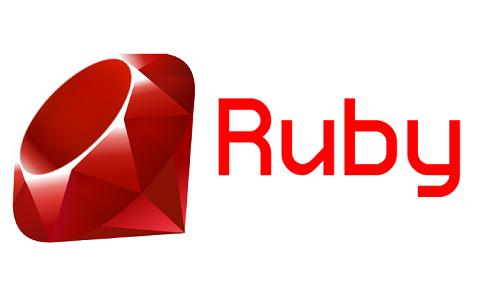 RubyInstaller段首LOGO