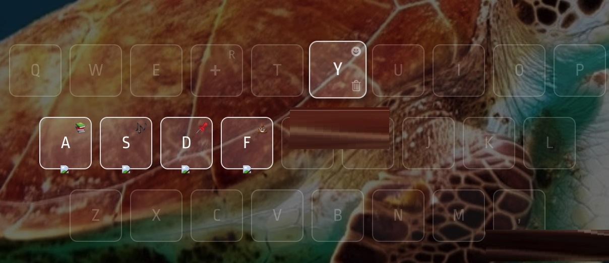 Quickey Tab插件截图