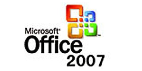office 2007段首LOGO