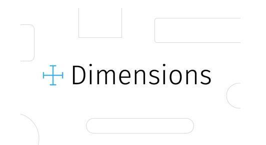 Dimensions截图