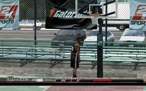 NBA篮球2009截图1