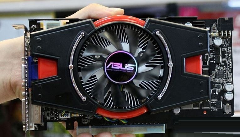 AMD Radeon HD 7850截图