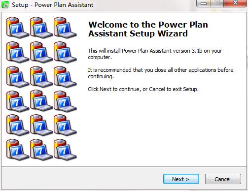 苹果笔记本Windows系统Power Plan Assistant截图