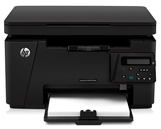 惠普HP LaserJet Pro MFP M126nw 驱动截图1
