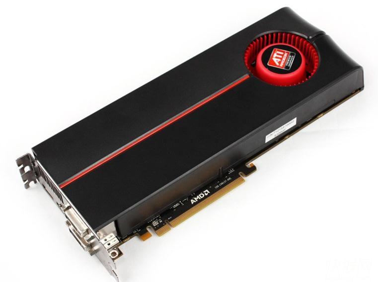 ATI Radeon HD 4650显卡截图