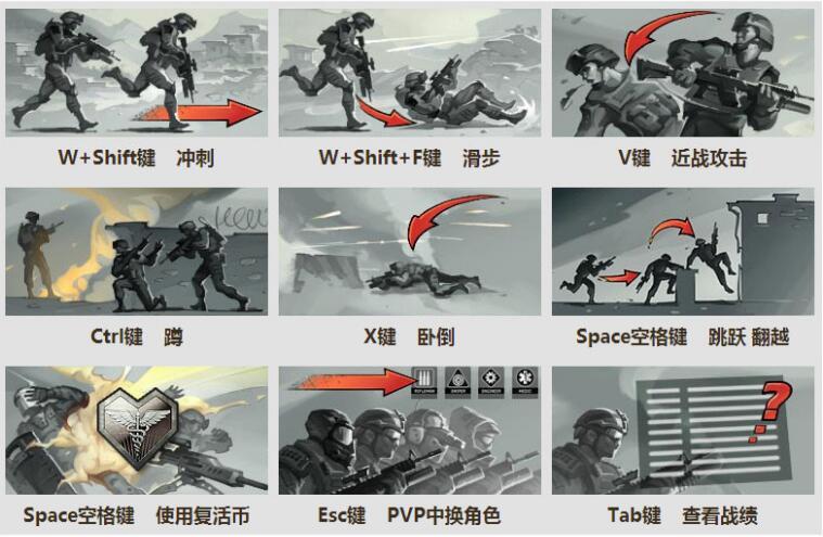 战争前线截图