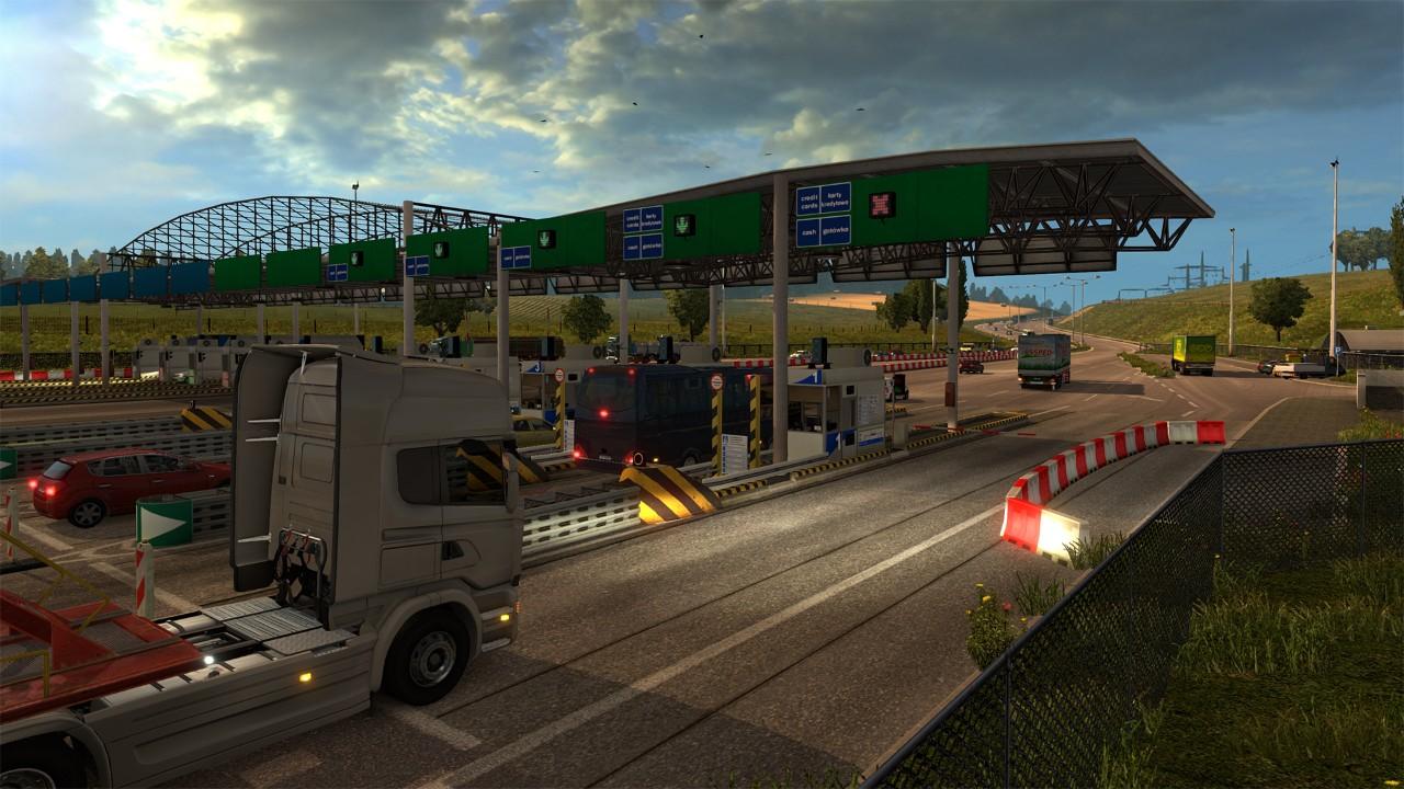 欧洲卡车模拟2截图