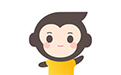 小猿口算段首LOGO