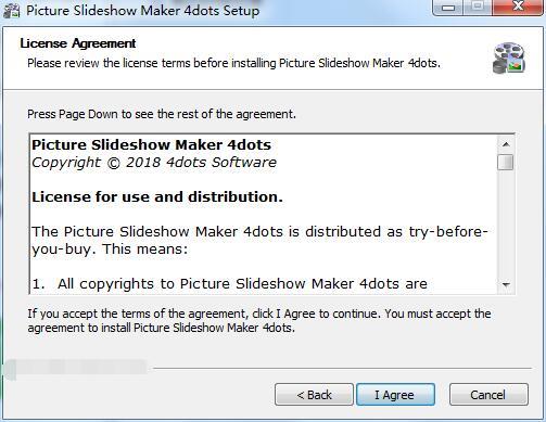 Picture Slideshow Maker 4dots截图