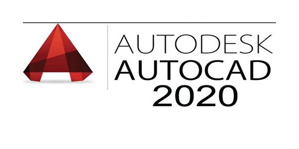 AutoCAD2020段首LOGO