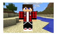 Minecraft皮肤编辑器:Skin Editor段首LOGO