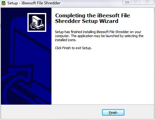 iBeesoft File Shredder截图