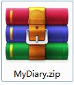 我的日记本截图