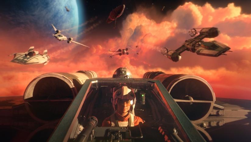 星球大战:战机中队截图