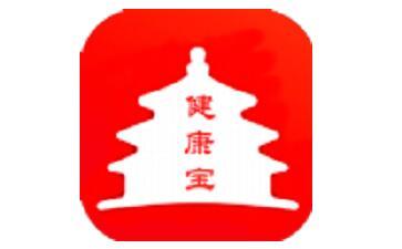 北京健康宝段首LOGO