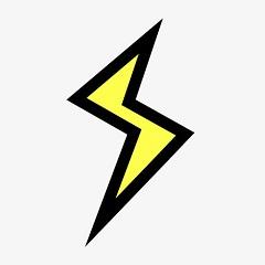 闪电LOGO