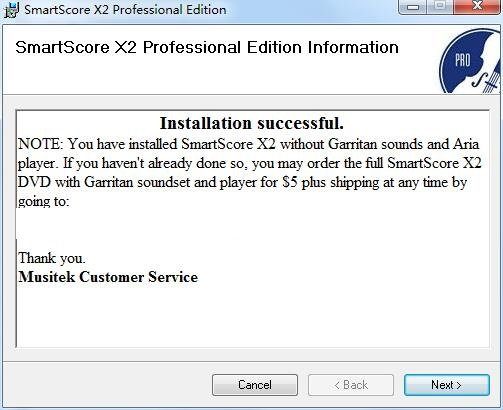 SmartScore X2 Pro截图