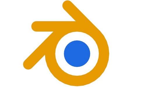 Blender(建模软件)段首LOGO